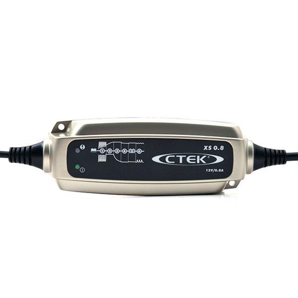 Cargador Plomo 12V/0.8A 230V C-Tek XS 0.8 EU (Inteligente) 56-707 56707