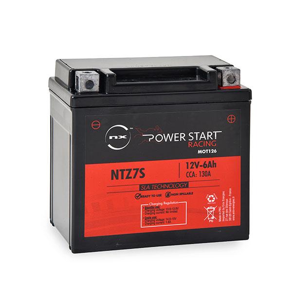 Baterías NX 12V 6000mAh YTZ7S YTZ 7S YTZ7 S